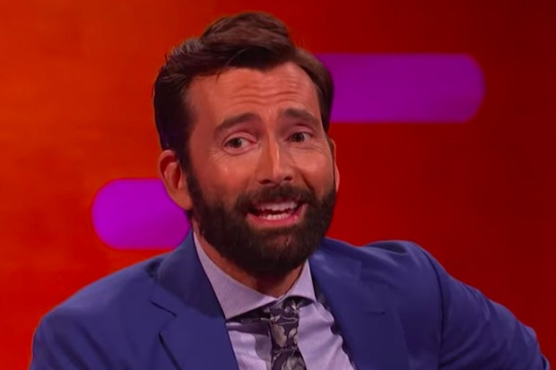 David Tennant on the Graham Norton Show