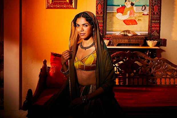 Shriya Pilgaonkar plays Chanchal in Beecham House