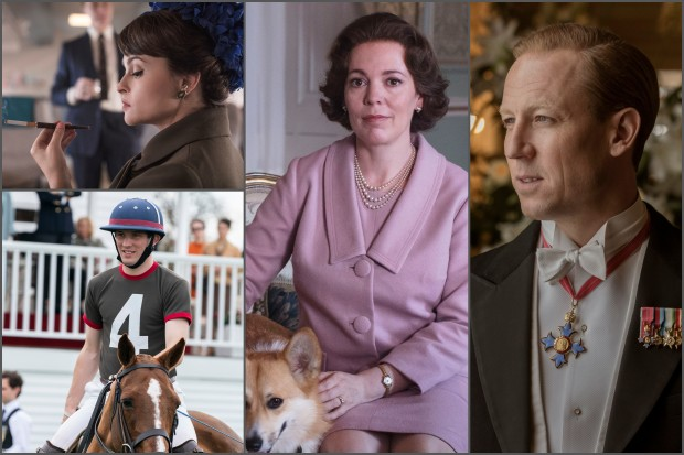 Meet the cast of The Crown season 3