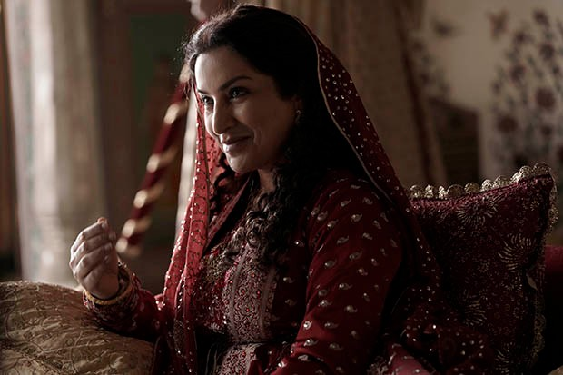 Tisca Chopra plays the Empress in Beecham House