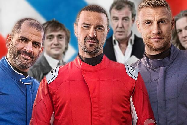 Top Gear Presenters Thumbnail