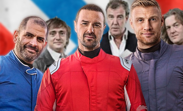 Who is the best Top Gear presenter of all time?