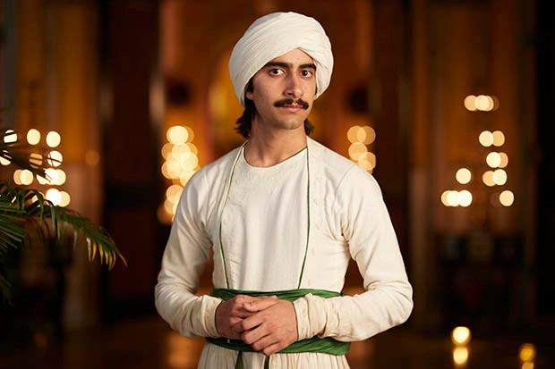 Viveik Kalra plays Baadal in Beecham House