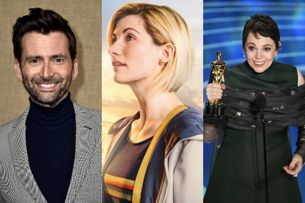 David Tennant, Jodie Whittaker and Olivia Colman among stars to record a new Children in Need album
