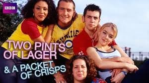Two Pints of Lager and a Packet of Crisps (BBC)