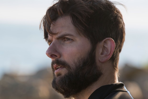 Adam Scott plays Ed Mackenzie