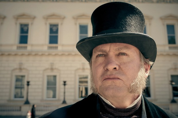 Philip Glenister plays James Trenchard in Belgravia