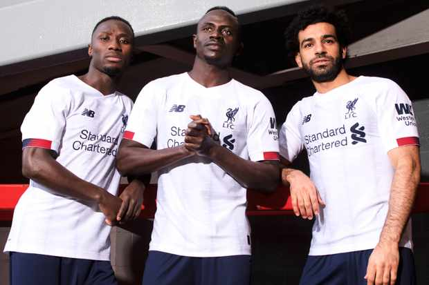 the latest b0057 8ab95 Liverpool kit 2019/20 unveiled: What does the home shirt ...