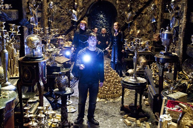 Harry Potter gringotts