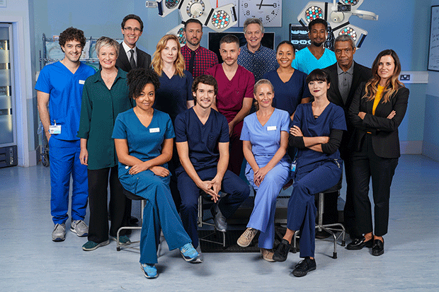 Holby City cast, BBC Pictures