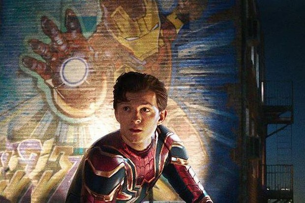 Tom Holland in Spider-Man: Far From Home (Marvel, Sony)