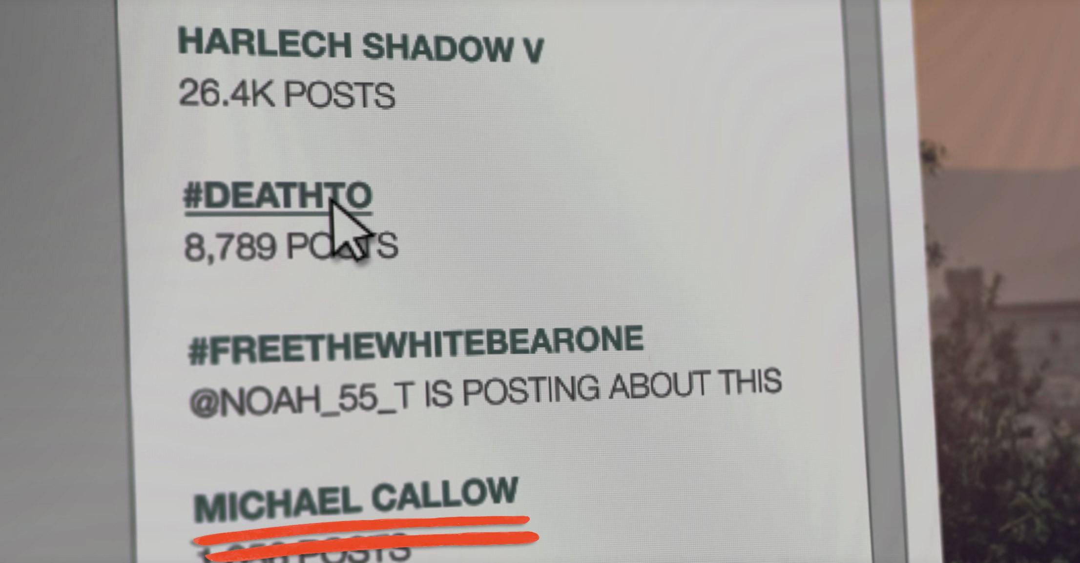 Michael callow