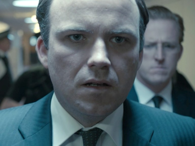 Black Mirror's pig-gate Prime Minister Michael Callow keeps showing up in obscure Easter eggs