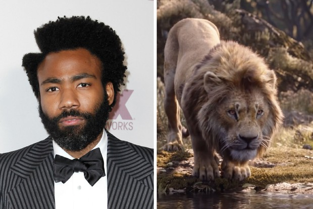 The Lion King Full Cast I Donald Glover Beyoncé Seth Rogen