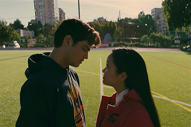To All the Boys I've Loved Before, Netflix
