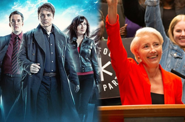 The devastating events of Russell T Davies drama Years and Years were based on an idea first used in Torchwood