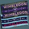 wimbledon towels