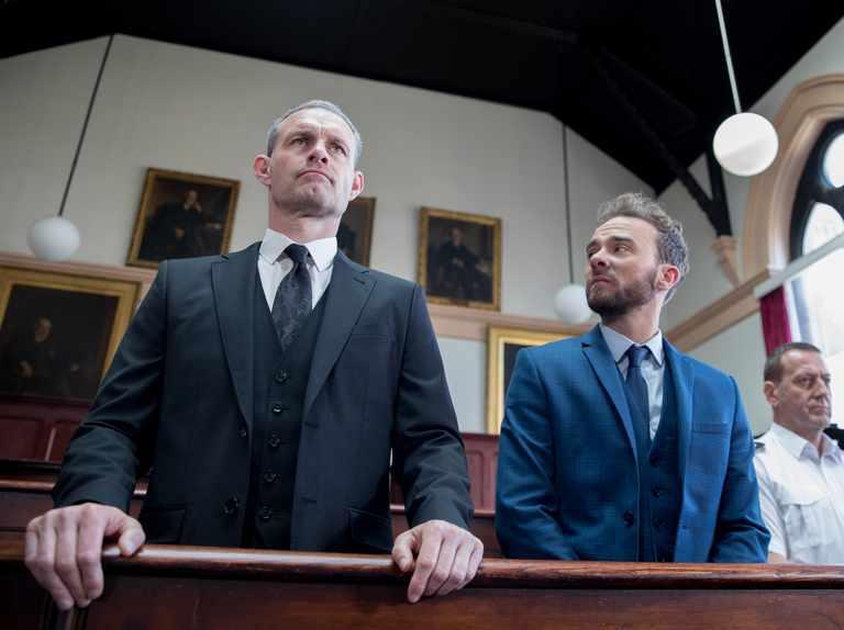 David jailed but Nick walks free – Jack P Shepherd on why he wants Coronation Street feud to continue