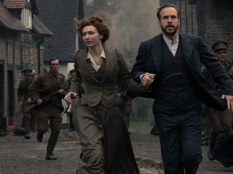 Don't worry, BBC1's The War of the Worlds IS still coming to TV
