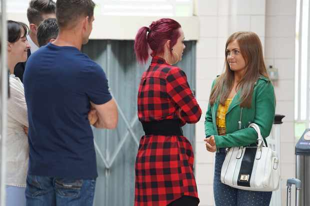 eastenders tiffany butcher