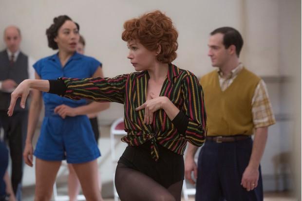 Michelle Williams plays Gwen Verdon