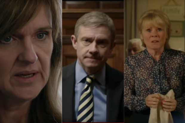 A Confession on ITV | Martin Freeman drama air date, time