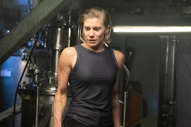 Katee Sackhoff in Another Life (Netflix)
