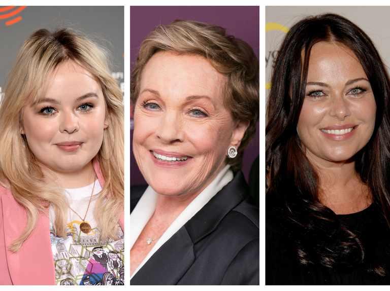 Nicola Coughlan, Polly Walker and more join Julie Andrews in Netflix period drama Bridgerton