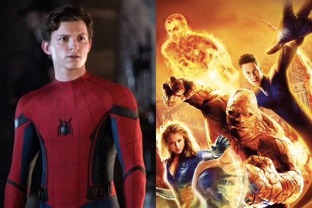 Fantastic Four In Marvel Does Spider Man Far From Home Tease The