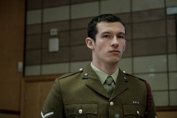 Callum Turner (Shaun Emery) in The Capture - coming soon to BBC One