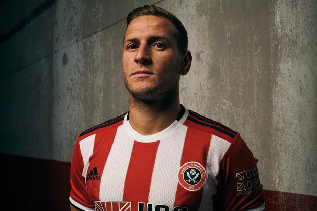 Sheffield United kit home