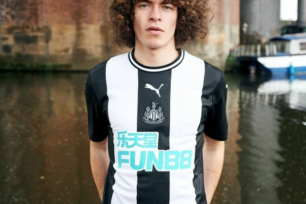 sale retailer 674af 928d7 Newcastle kit 2019/20: Home shirt unveiled - Radio Times