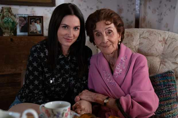 eastenders dotty and dot