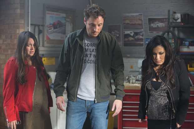 eastenders stacey kat martin in phil attack aftermath