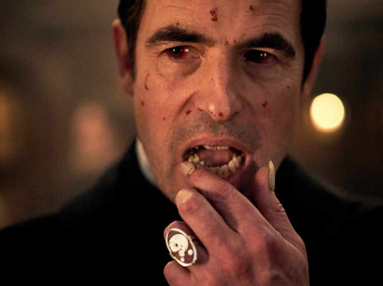 Filming wraps on BBC's Dracula – in the spookiest way possible