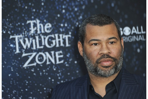 """HOLLYWOOD, CA - MARCH 26: Jordan Peele arrives for the CBS All Access New Series """"The Twilight Zone"""" Premiere held at the Harmony Gold Preview House and Theater on March 26, 2019 in Hollywood, California. (Photo by Albert L. Ortega/Getty Images)"""