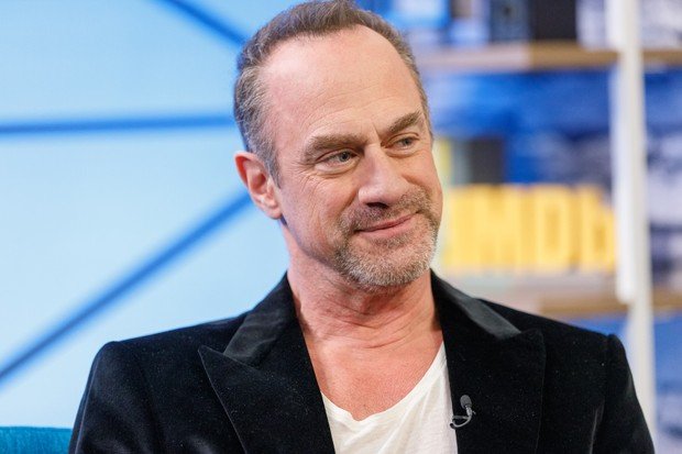 Christopher Meloni plays High Commander Winslow