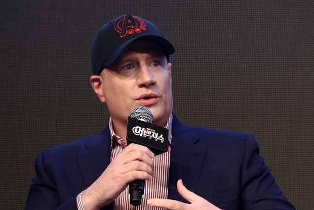 Marvel Studios' 'Avengers: Endgame' South Korea Premiere - Filmmakers Press Conference In Seoul
