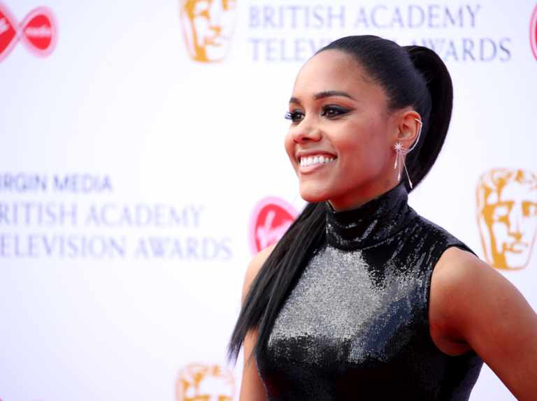 Football pundit Alex Scott fuels Strictly Come Dancing rumours