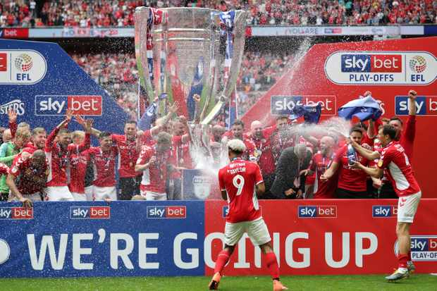 Football League TV fixtures 2019/20: Watch League One and