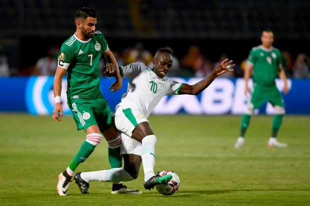 Algeria Senegal AFCON final