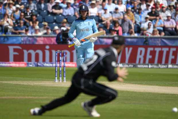 England V New Zealand Watch Cricket World Cup Final Free On
