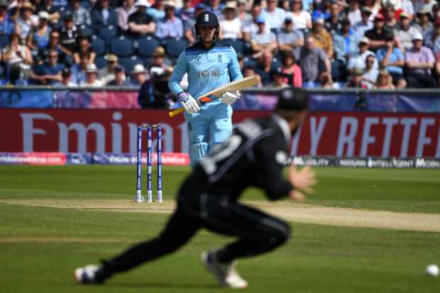Cricket World Cup England New Zealand