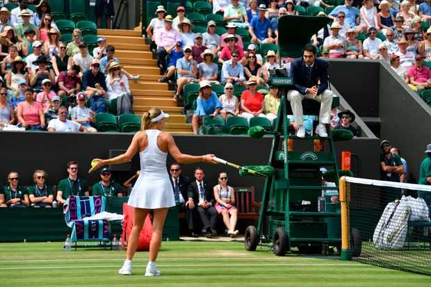 Wimbledon 2019 Caroline Wozniacki
