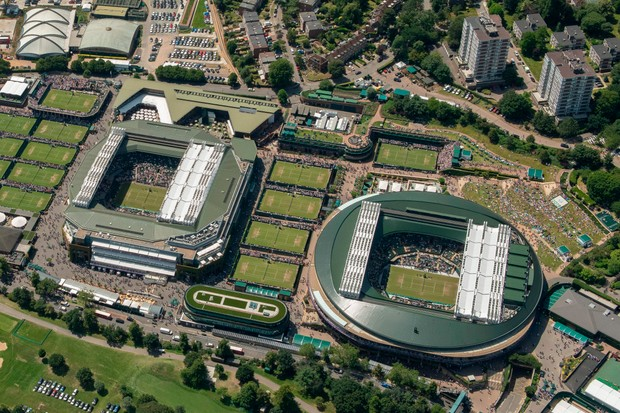 Tennis - Wimbledon Debenture tickets and VIP hospitality with ...