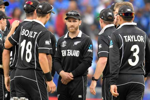 New Zealand Kane Williamson