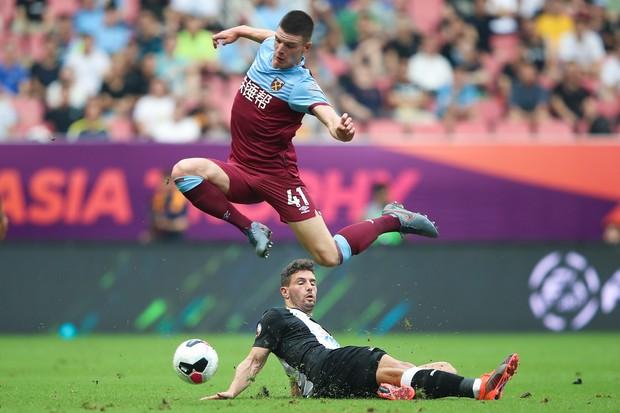 West Ham Declan Rice