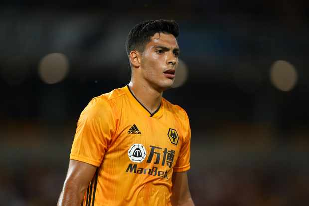 Wolves Raul Jimenez