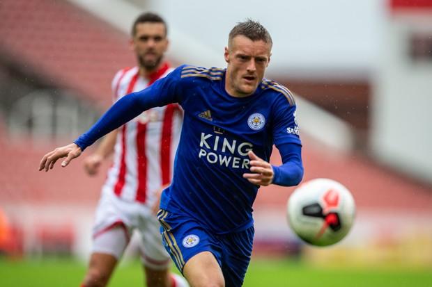 Leicester Jamie Vardy