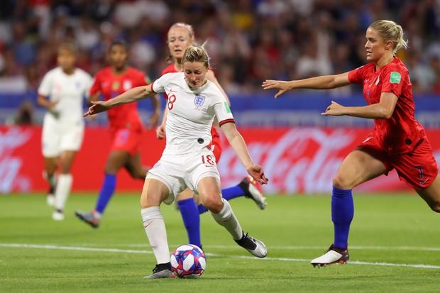 England's Ellen White, Getty Images